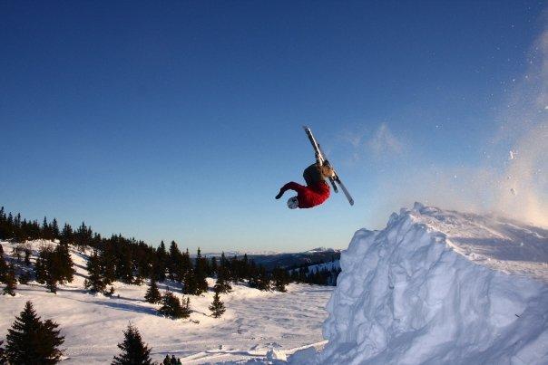 Skiing - 2 of 2