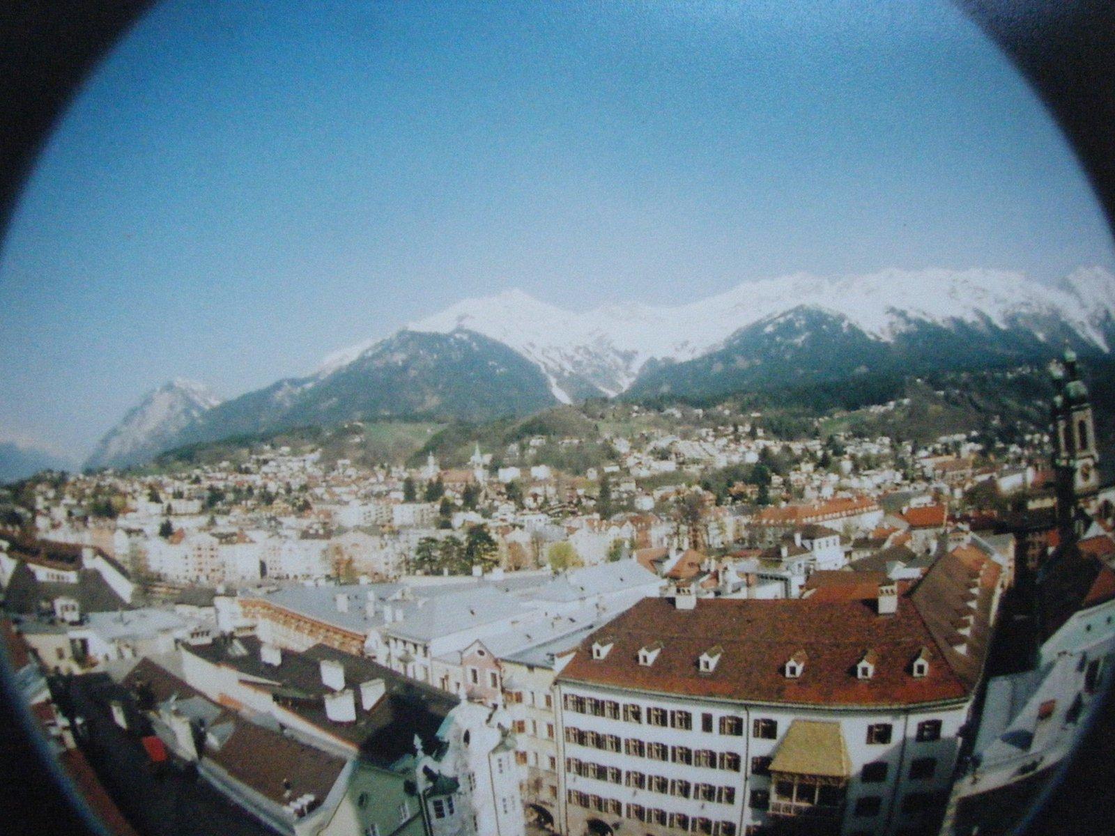 Fisheye Innsbruck