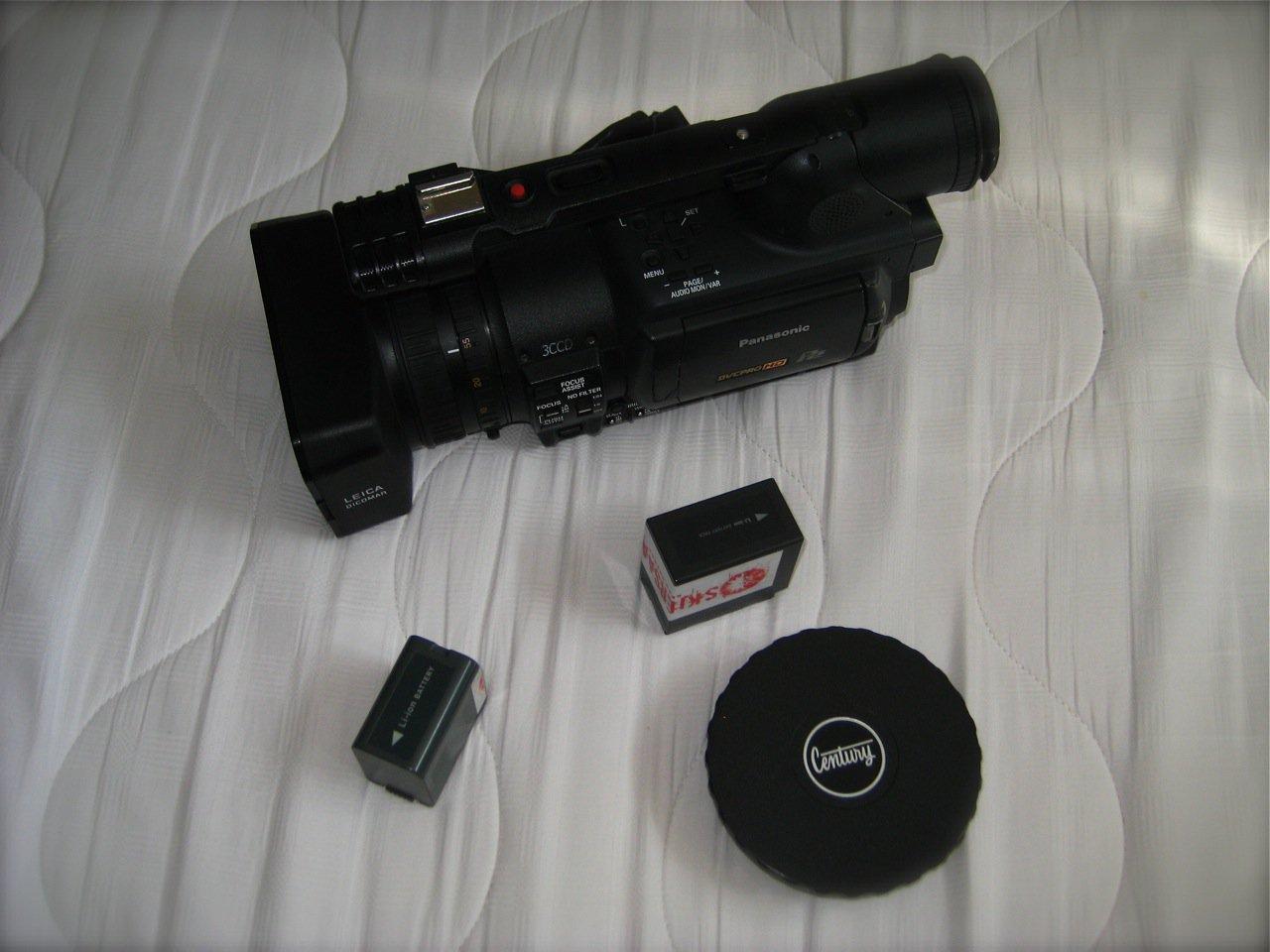 HVX 200 for Sale