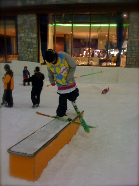 Ski Dubai Box