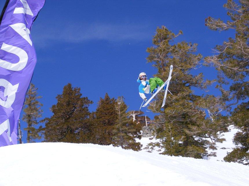 High camp jump - 2 of 3