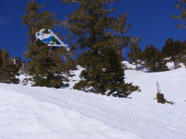 High camp jump - 3 of 3