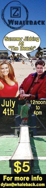 Summer Jibbing July 4th