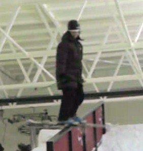 Nike ACG rail :)