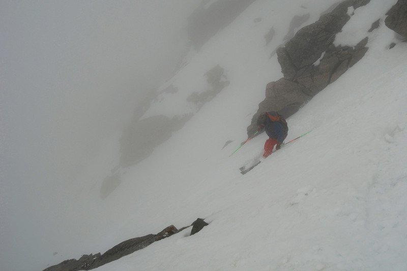 Skiing into an Abyss