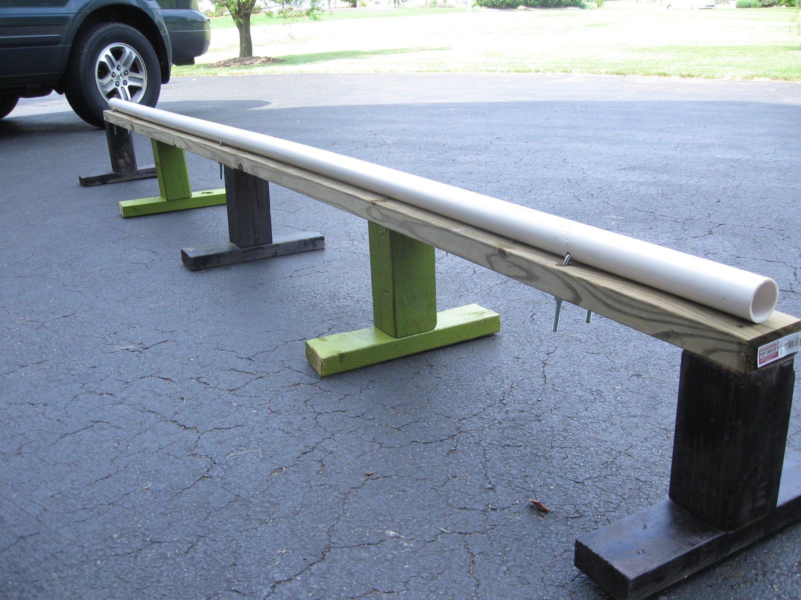 12' new rail