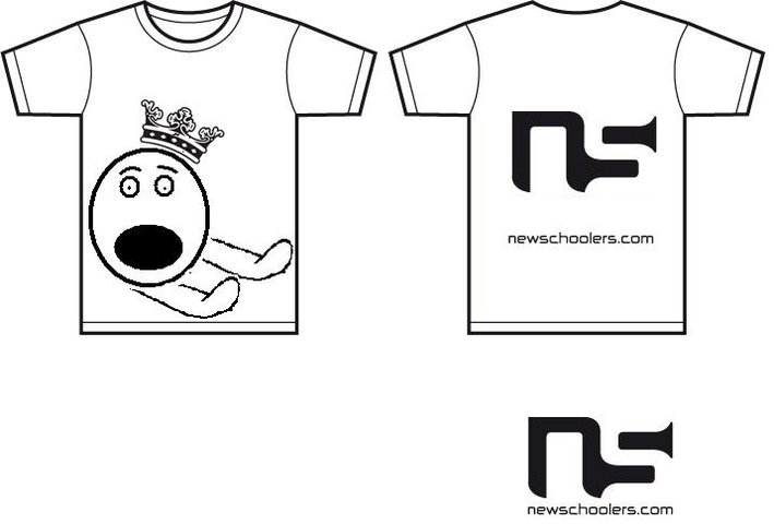 My NS T Design