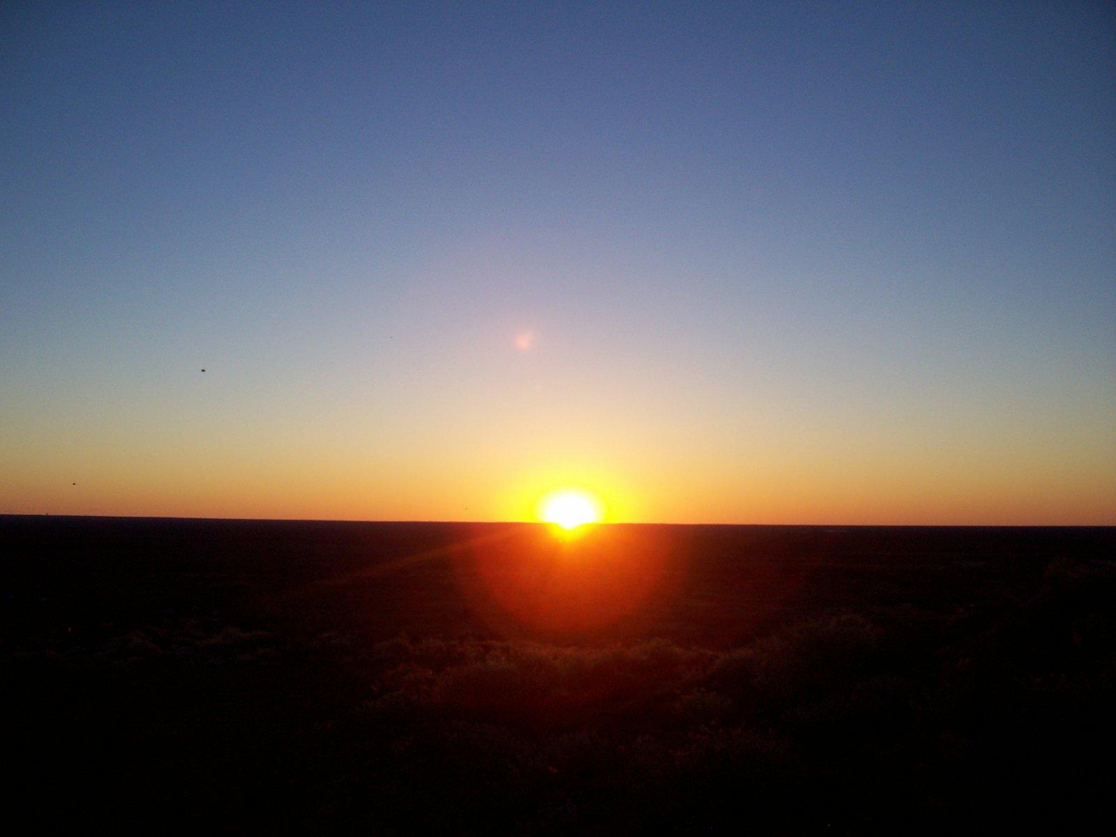 Sun Gone Down