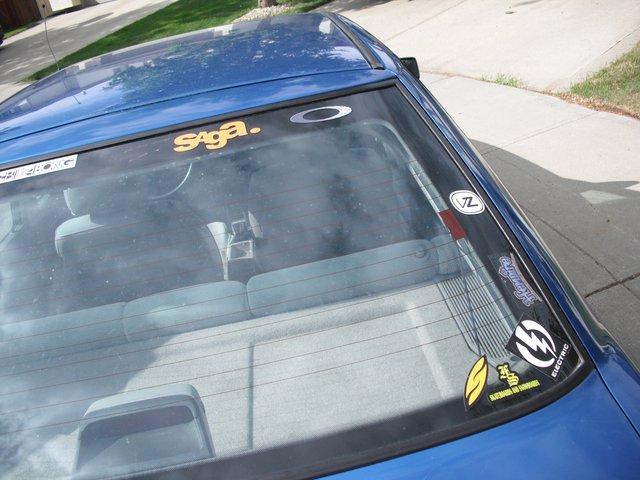 Car stickers 2