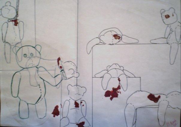 2004 drawing