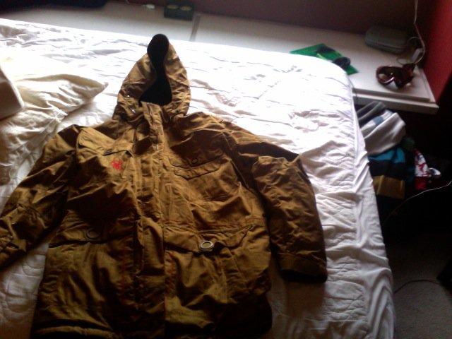 Spyder GF Coat FS