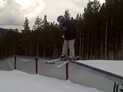 Breck rail