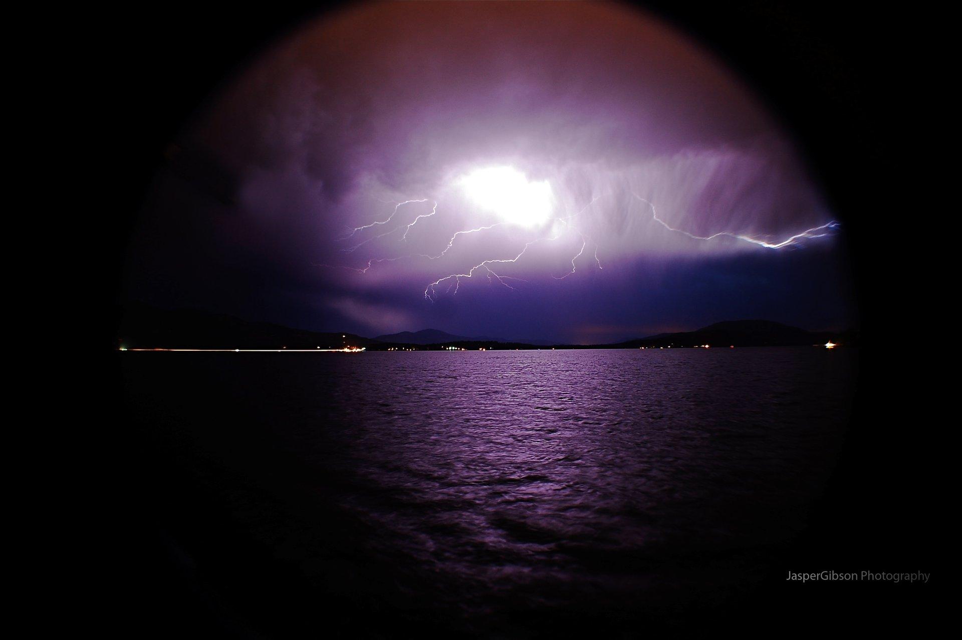 Lake Lightening 2
