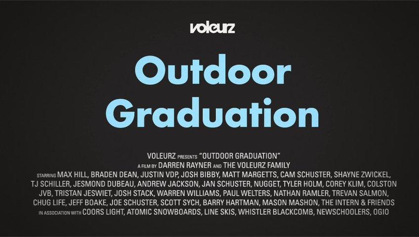 Voleurz Outdoor Graduation teaser
