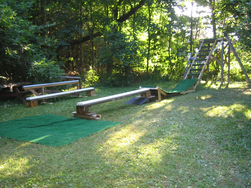 Summer set up: DONE