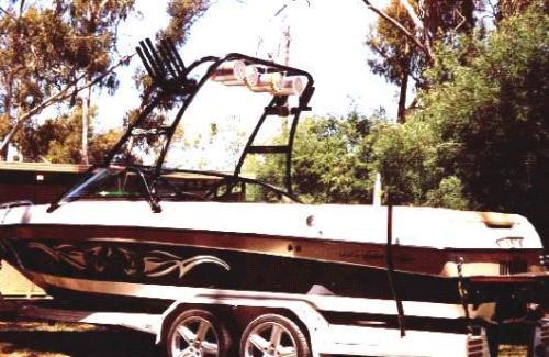 Ma boat