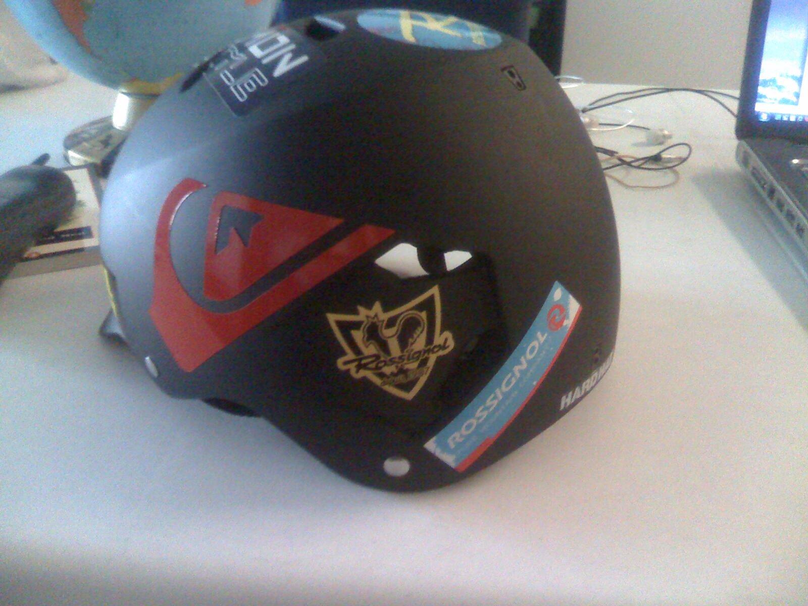 Helmet pic 2