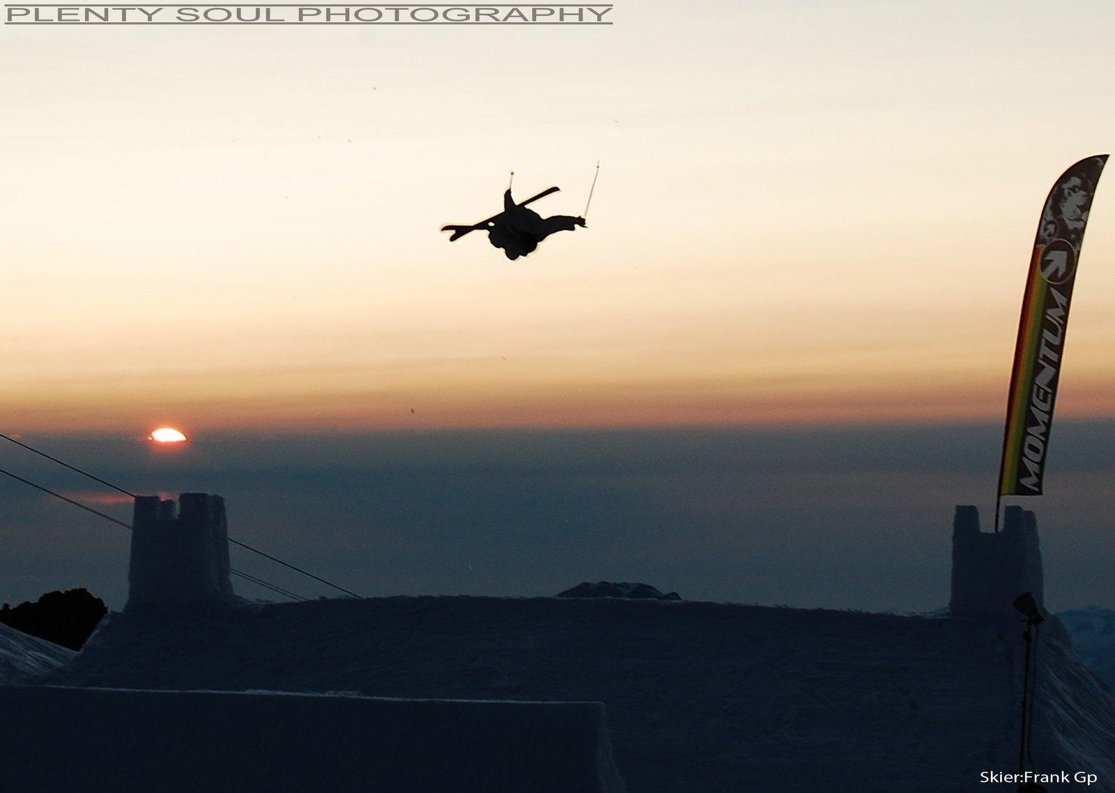 Momentum Sunset Shoot. Plenty Soul