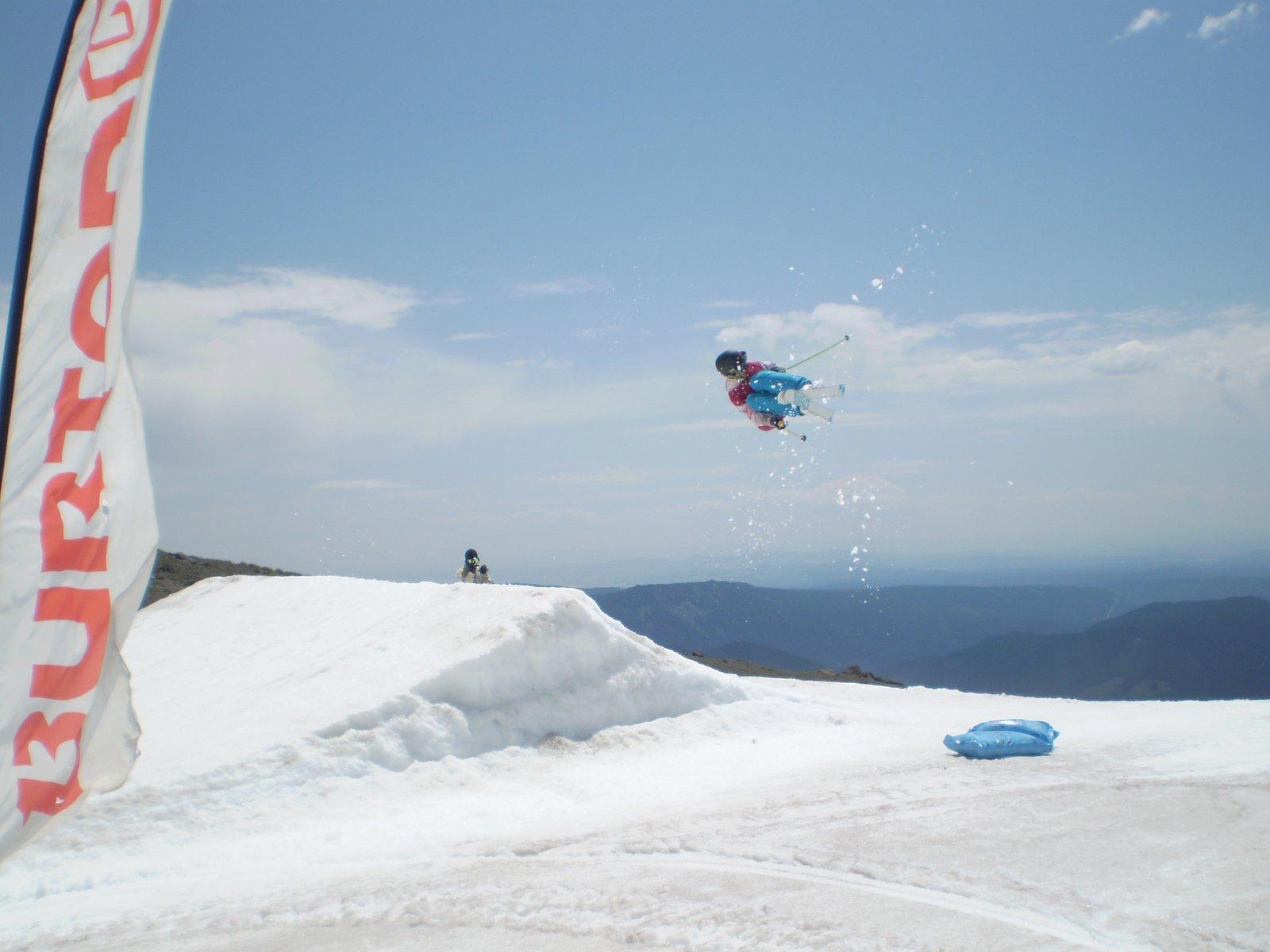 Windells first jump