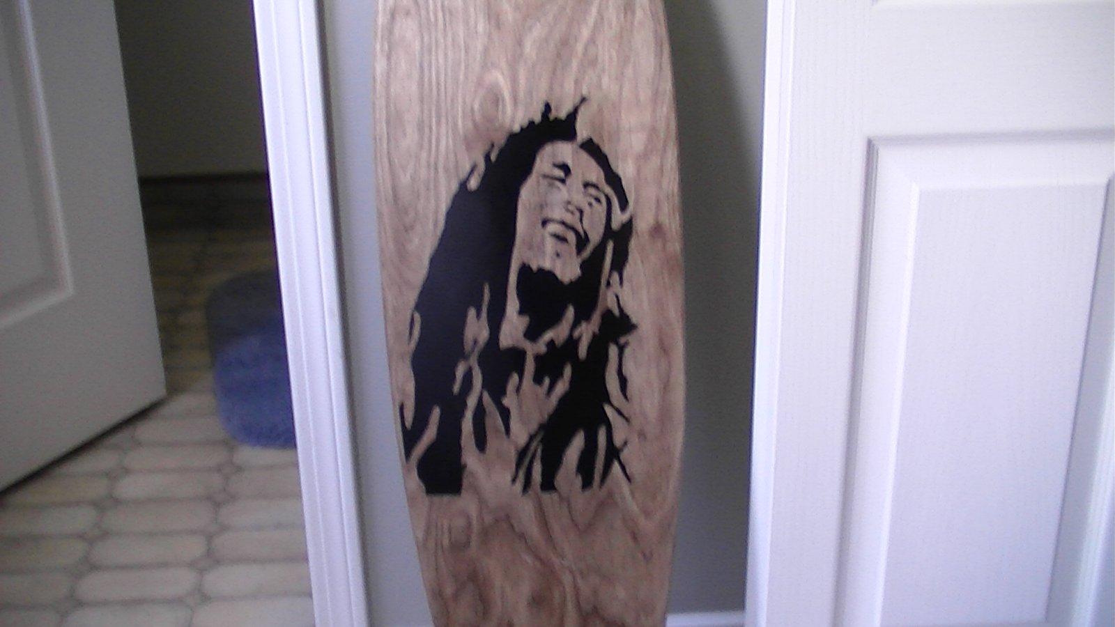 Lonboard repaint #1