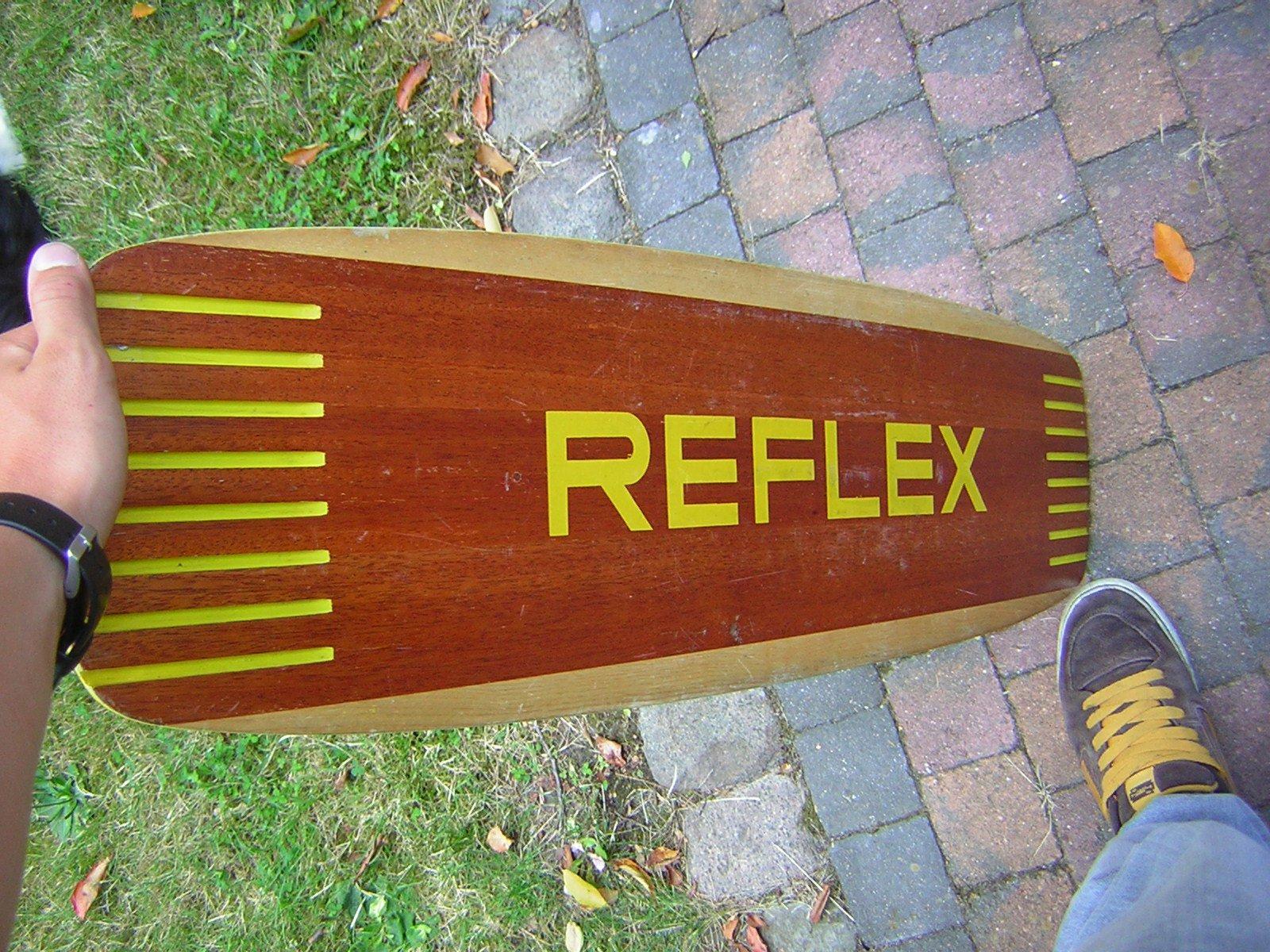 Wakeboard -> longboard project