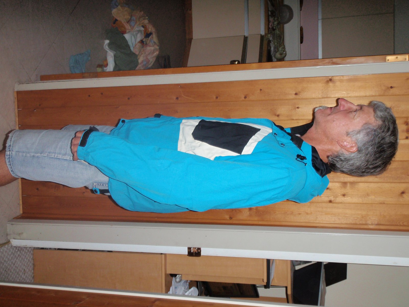 Med saga jacket for sale- on my fatty dad