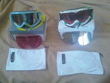 Goggles for trade