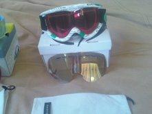 White and green eg1s