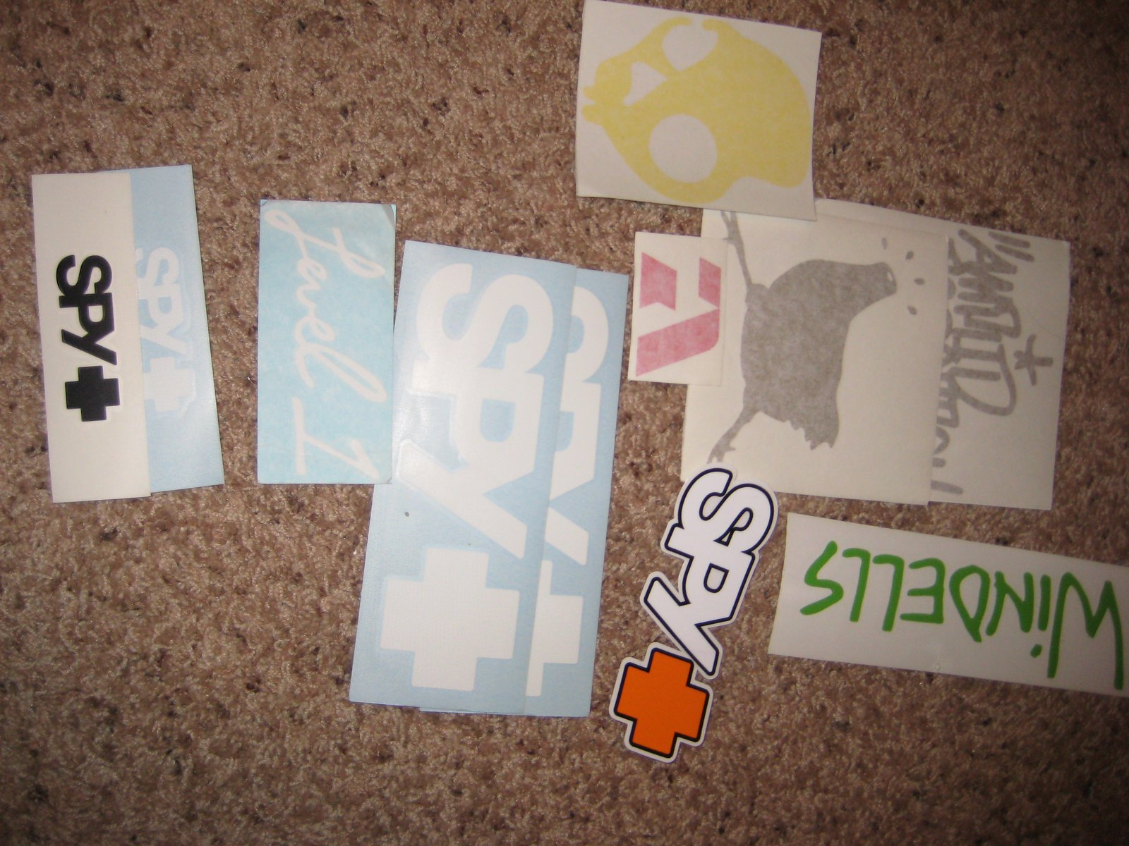 Sticker pack 2, $25 shipped