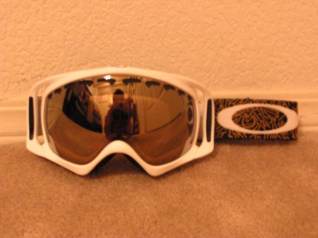 My Goggle Set Up 2