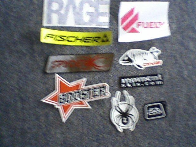 Rage Sase Stickers