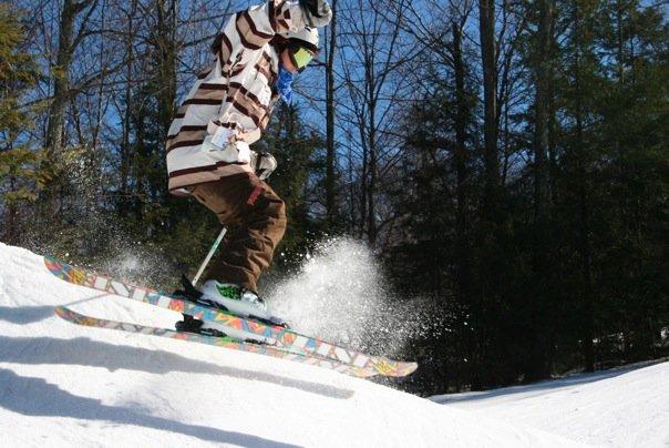 Butternut skiing