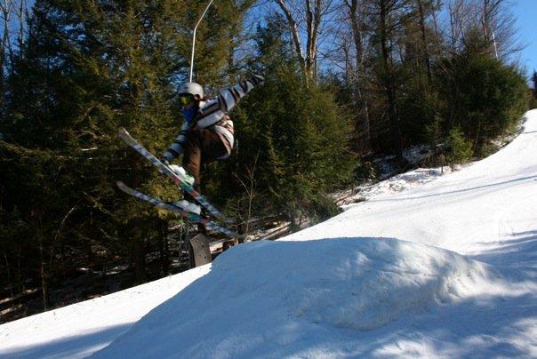 Butternut jumps