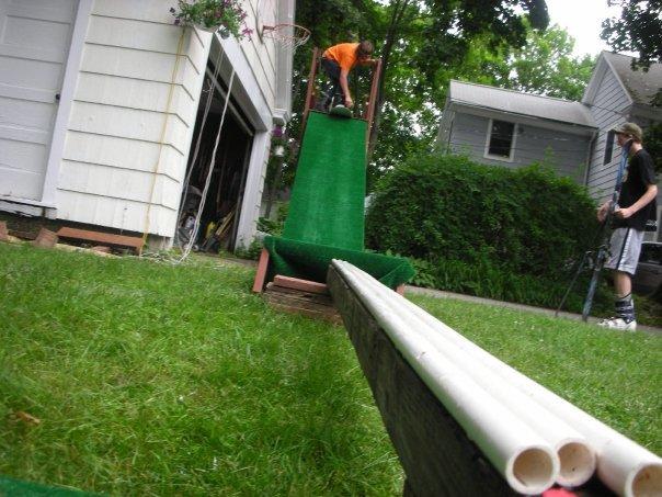 Summer rail