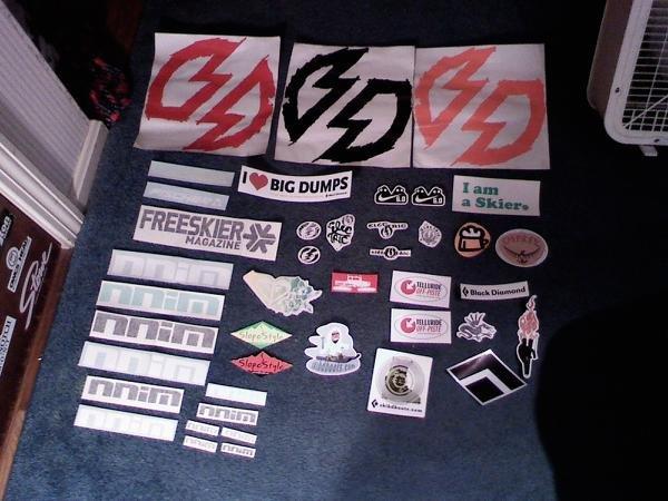 New stickers 7/24/09