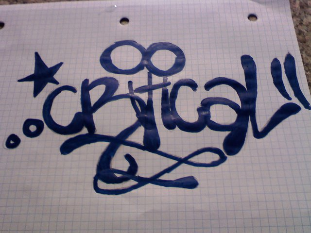 Critical Apparel Symbol