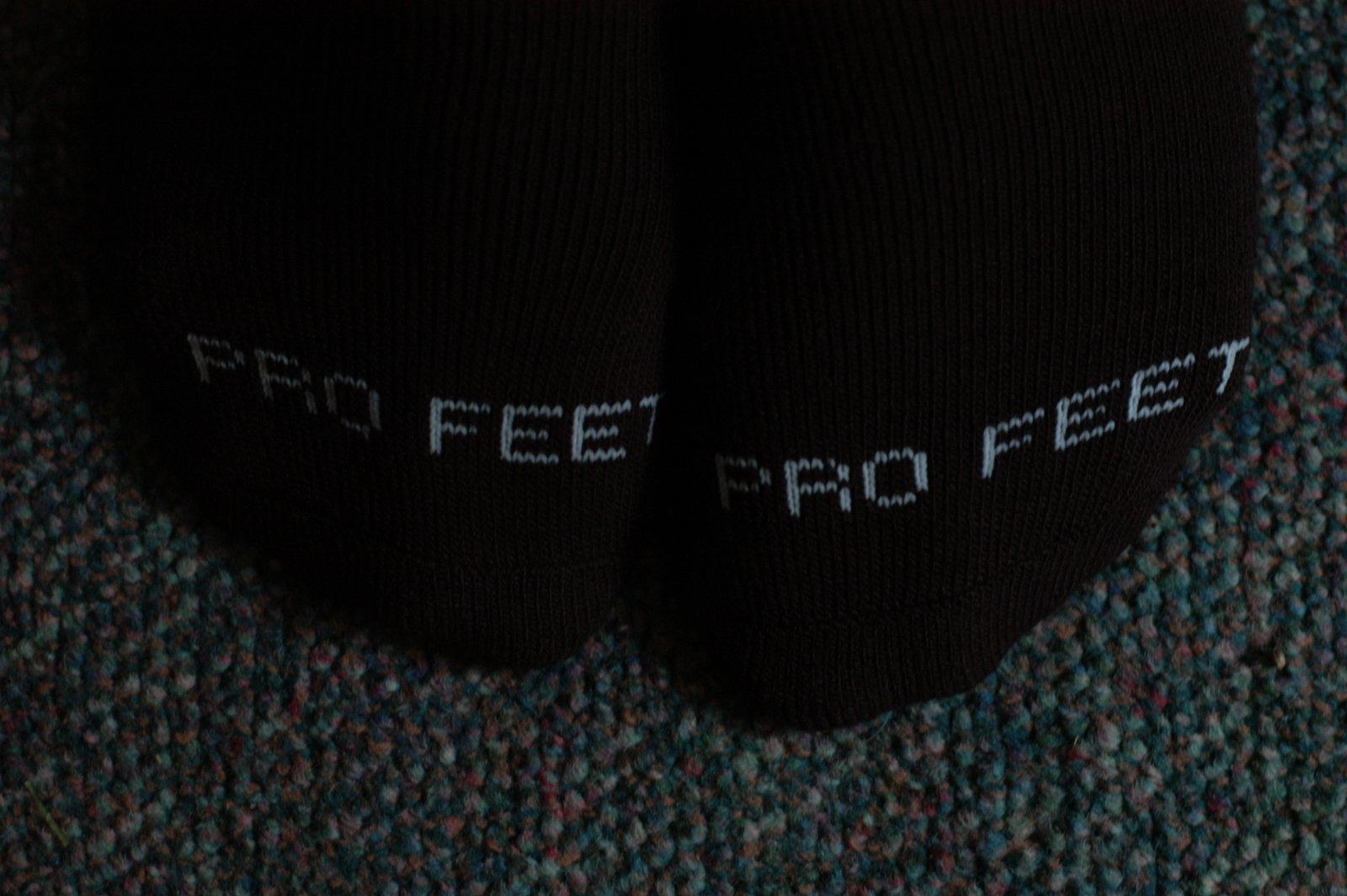 My foot is a PROOO