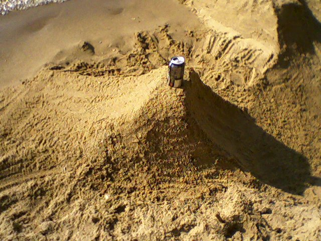 Sand Can Stall