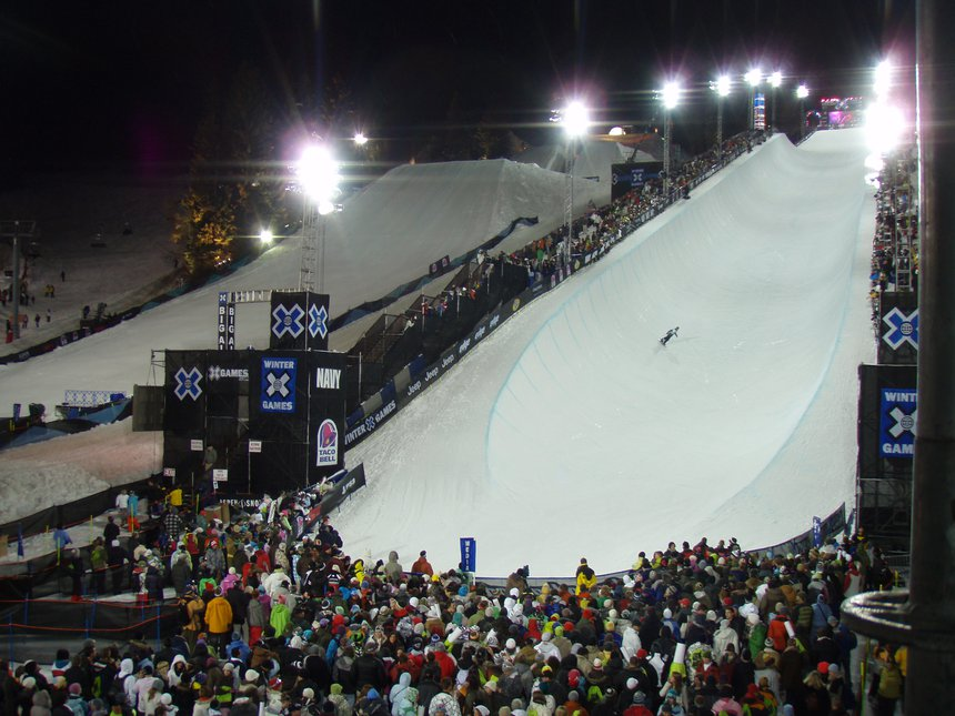 X-games 2009