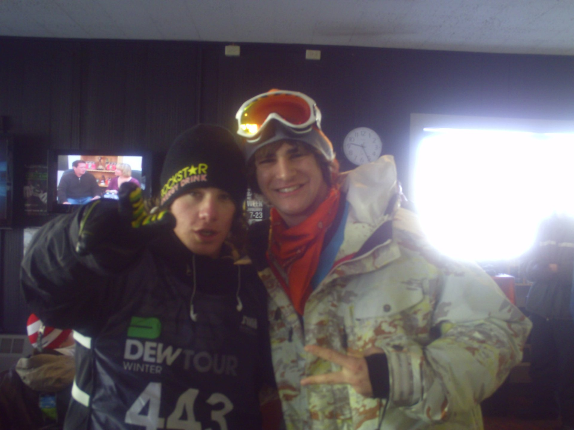 Me and Sammy