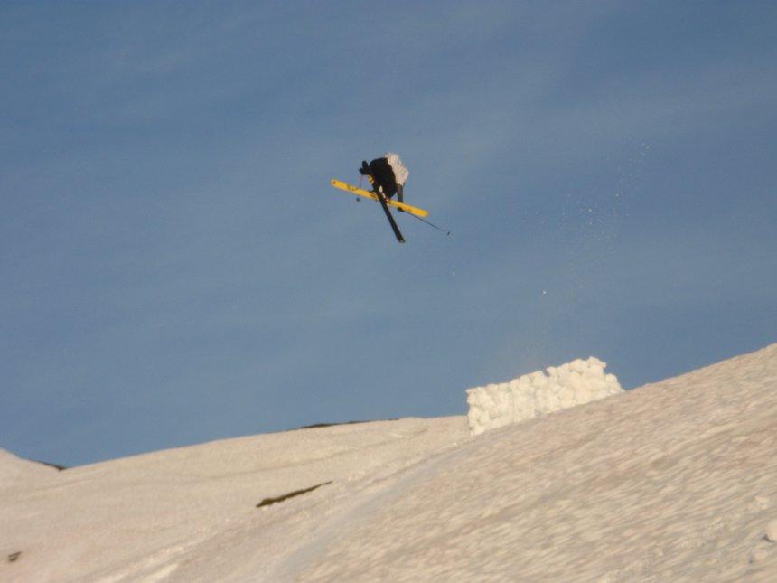 End season jump 2