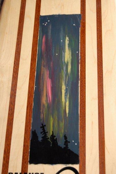 Painted my longboard