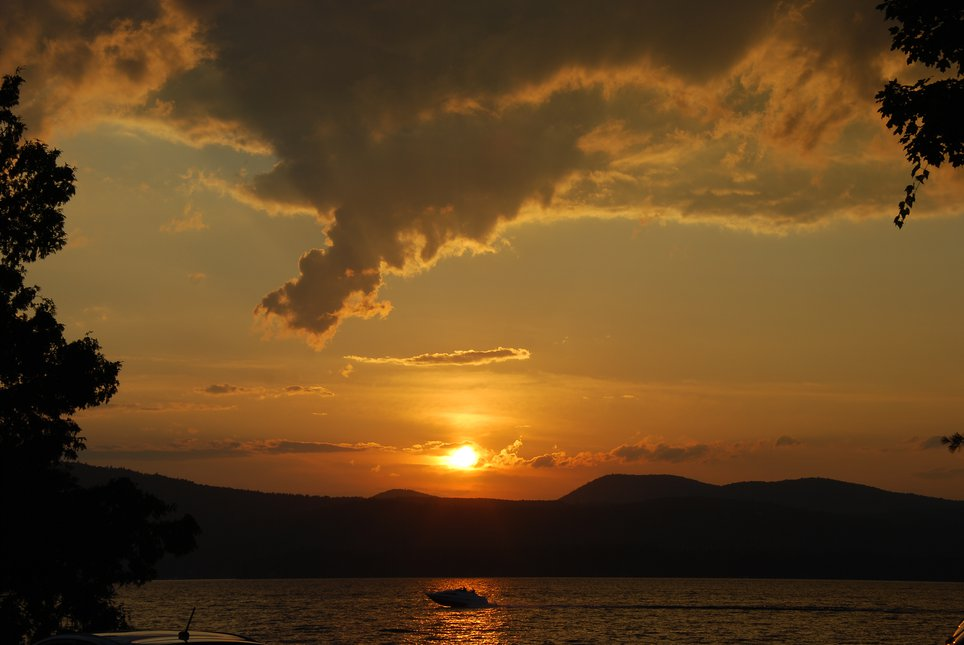 Lake George Sunset