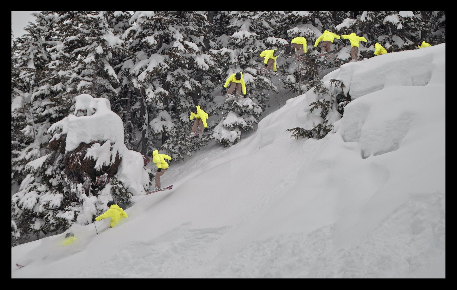 Deep powder sequence
