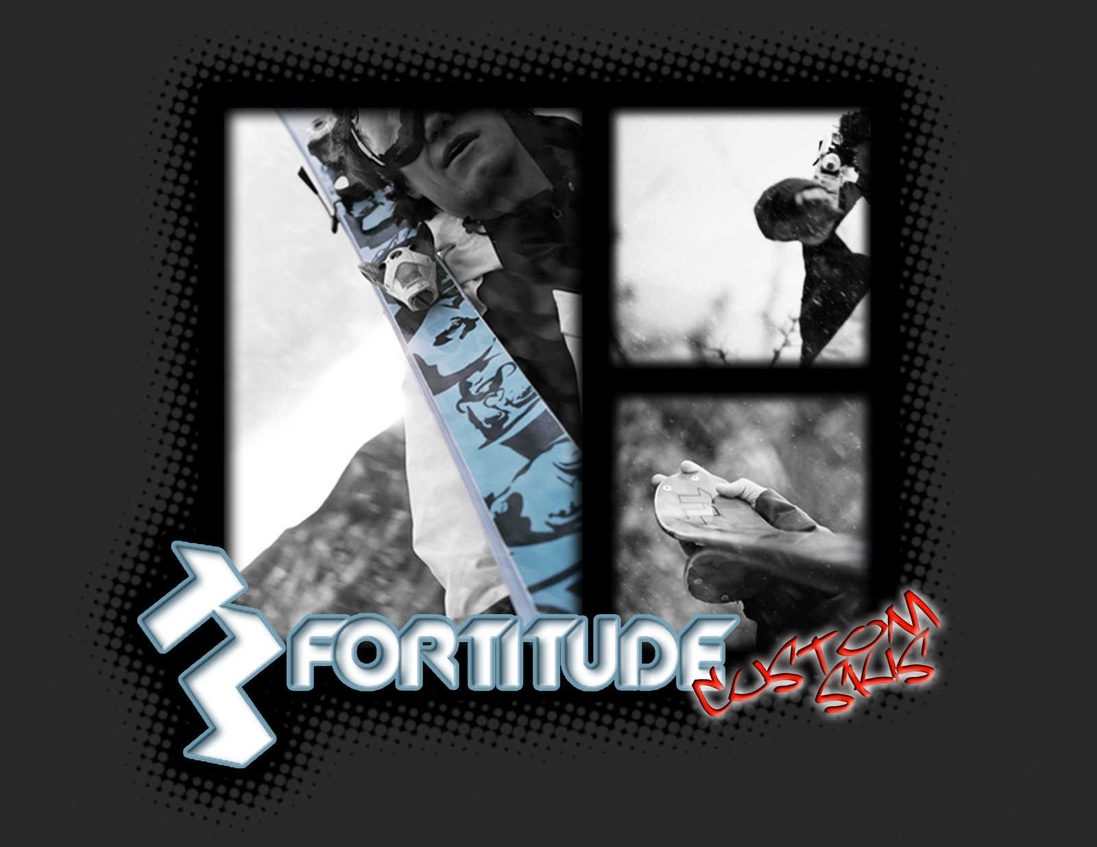 Fortitude Custom Skis