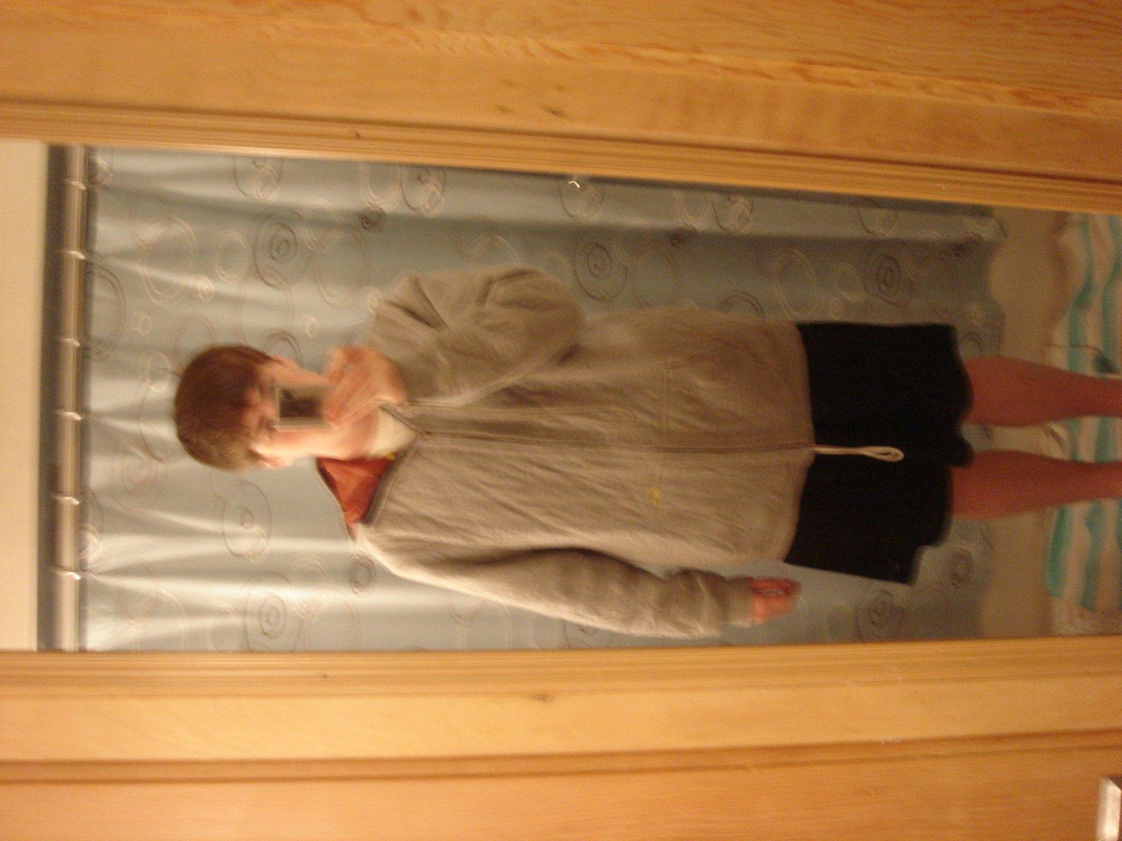 Analog hoodie