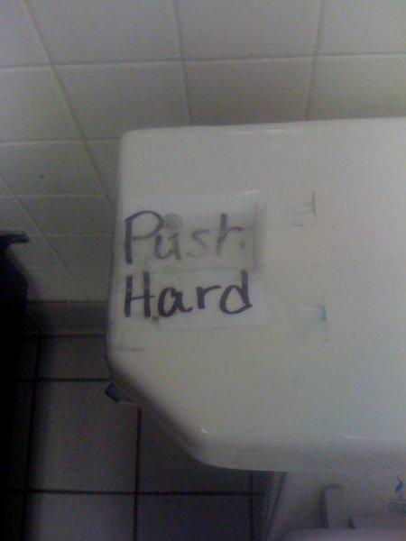 Idaho toilets