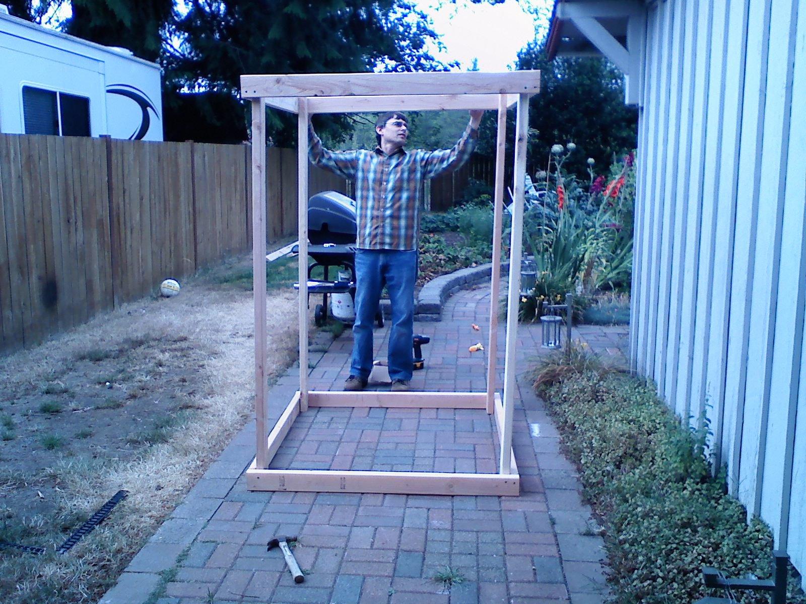 Build Step 1