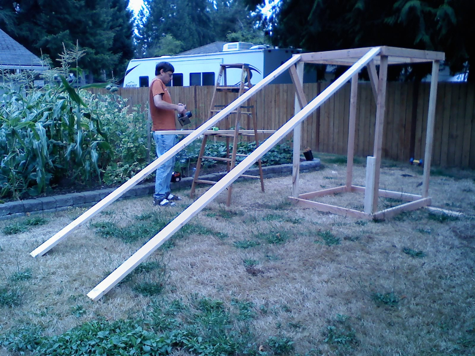 Build step 2