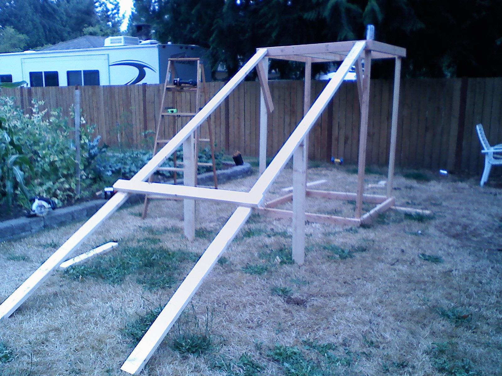 Build step 3
